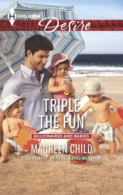 Triple the Fun, Maureen Child