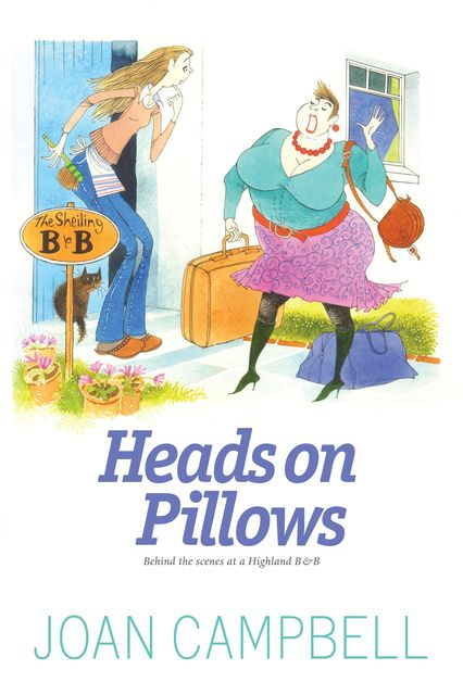 Heads on Pillows, Joan Campbell