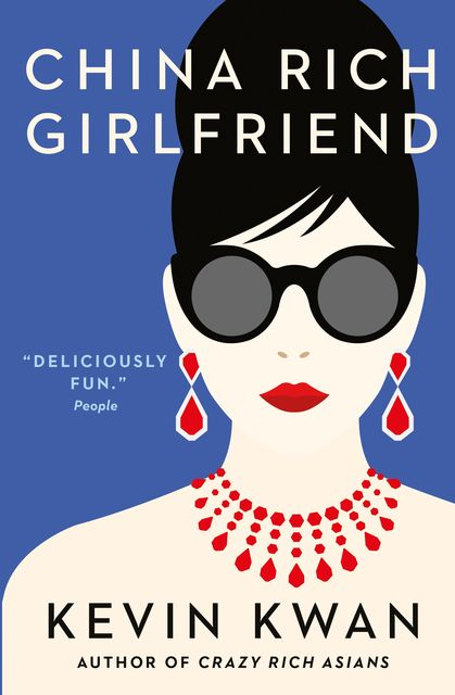 China Rich Girlfriend, Kevin Kwan