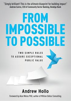 From Impossible to Possible, Andrew Hollo
