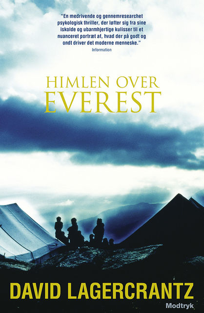Himlen over Everest, David Lagercrantz