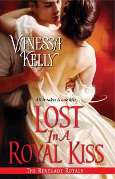 Lost in a Royal Kiss, Vanessa Kelly