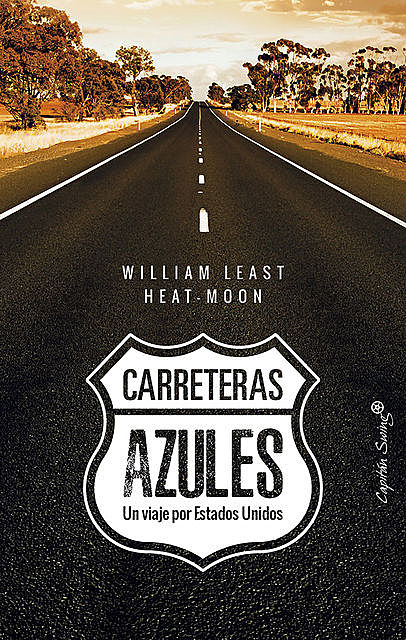 Carreteras azules, William Least Heat-Moon
