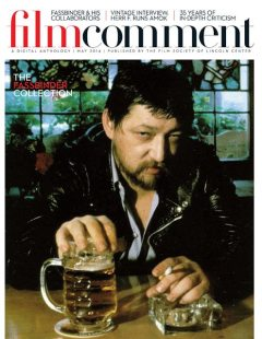 Film Comment Digital Anthology – Rainer Werner Fassbinder, Film Comment