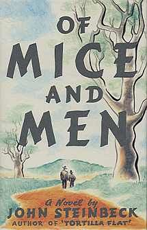 Of Mice and Men, John Steinbeck