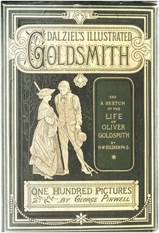 Dalziels' Illustrated Goldsmith, Oliver Goldsmith