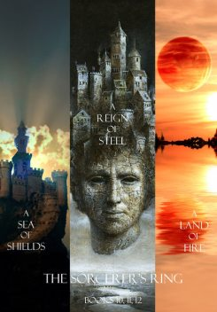 Sorcerer's Ring Bundle (Books 10, 11 and 12), Morgan Rice