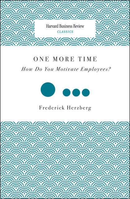 One More Time, Frederick Herzberg