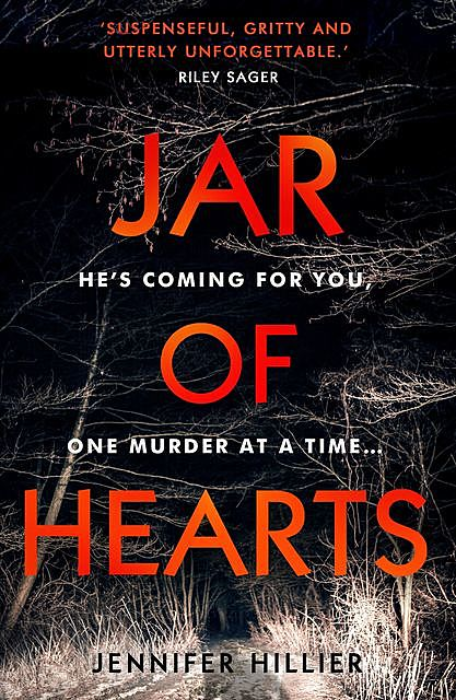 Jar of Hearts, Jennifer Hillier