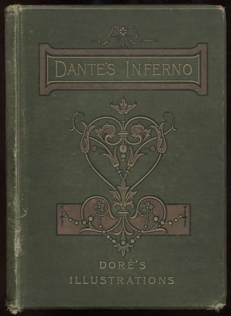 The Divine Comedy by Dante, Illustrated, Hell, Volume 01,