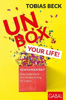 Unbox your Life, Tobias Beck