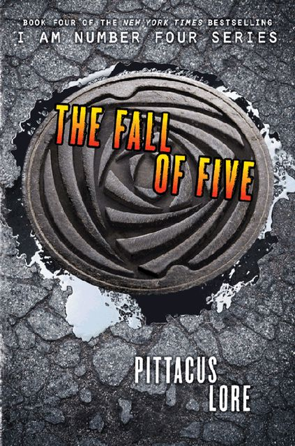 The Fall of Five (I Am Number Four), Pittacus Lore