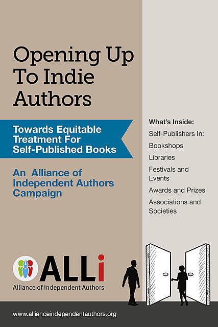 Opening Up To Indie Authors, Debbie Young, Dan Holloway