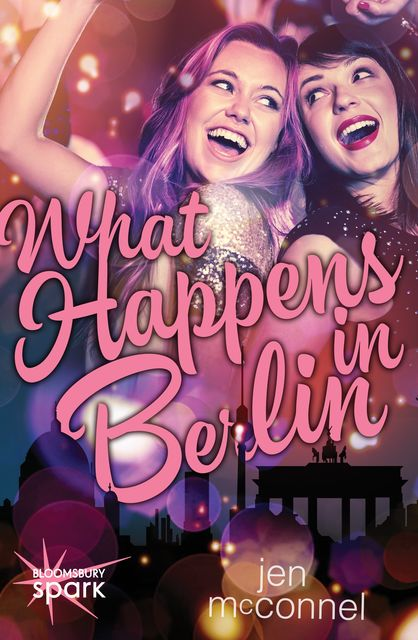 What Happens in Berlin, Jen McConnel