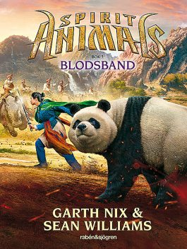 Blodsband, Sean Williams, Garth Nix