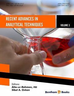 Recent Advances in Analytical Techniques: Volume 3, Atta-ur-Rahman, Sibel A. Ozkan