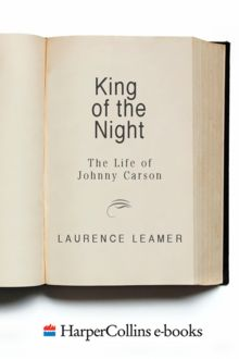 King of the Night, Laurence Leamer