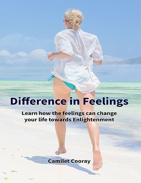 Difference In Feelings: Learn How the Feelings Can Change Your Life Towards Enlightenment, Director Camilet Cooray
