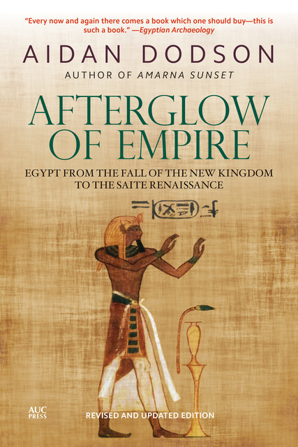 Afterglow of Empire, Aidan Dodson