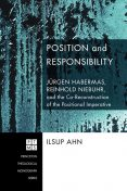 Position and Responsibility, Ilsup Ahn