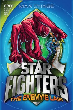 STAR FIGHTERS 3: The Enemy's Lair, Max Chase
