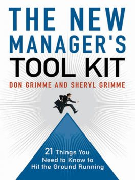 The New Manager's Tool Kit, Don Grimme, Sheryl Grimme