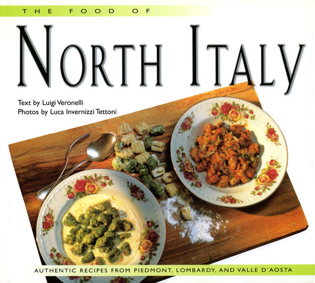 Food of North Italy, Luigi Veronelli