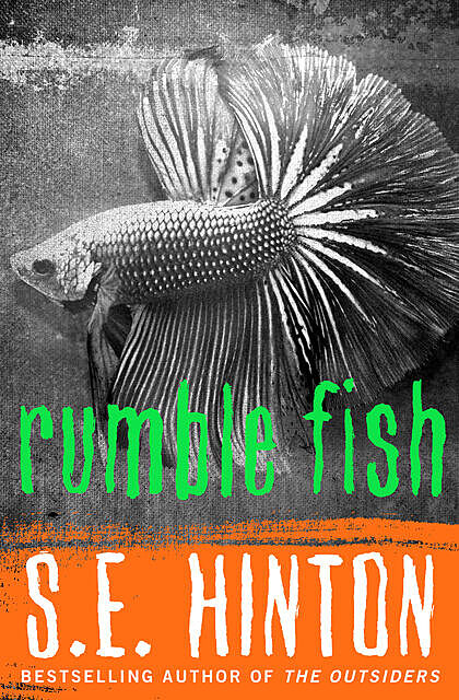 Rumble Fish, S.E.Hinton