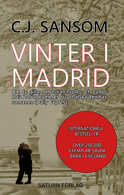 Vinter i Madrid, C.J. Sansom