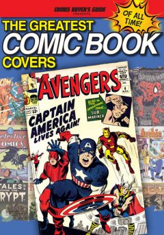 The Greatest Comic Book Covers of All Time, Brent Frankenhoff