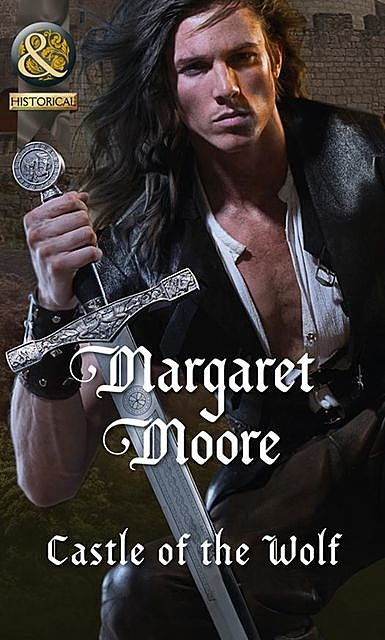 Castle of the Wolf, Margaret Moore