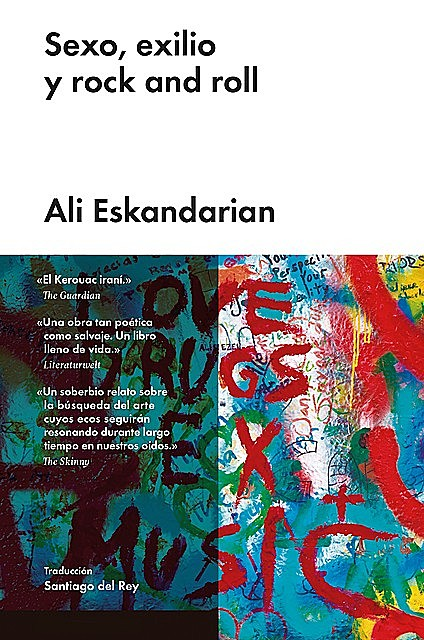 Sexo, exilio y rock and roll, Ali Eskandarian