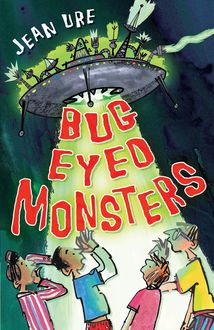 Bug Eyed Monsters, Jean Ure