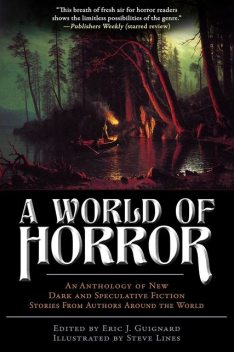 A World of Horror, Kaaron Warren