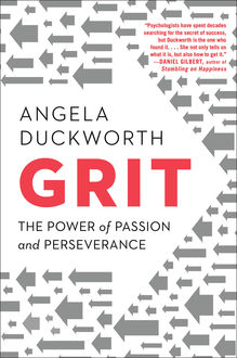Grit, Angela Duckworth