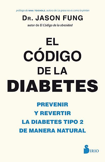 El código de la diabetes, Jason Fung