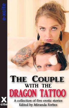 The Couple with the Dragon Tattoo, Giselle Renarde, Sommer Marsden, Landon Dixon, Elizabeth Black, Courtney James