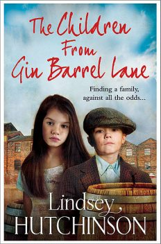 The Children from Gin Barrel Lane, Lindsey Hutchinson