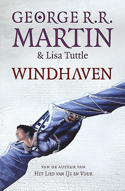 Windhaven, George R.R. Martin, Lisa Tuttle