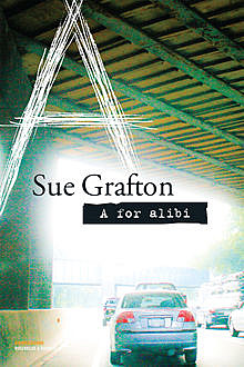 A for alibi, Sue Grafton