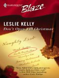 Don't Open Till Christmas, Leslie Kelly