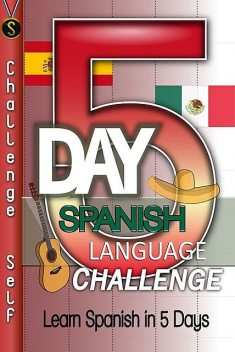 5-Day Spanish Language Challenge, Challenge Publishing