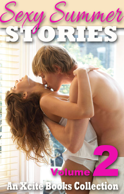 Sexy Summer Stories, Landon Dixon, Viva Jones, Maria Lloyd