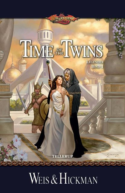 DragonLance Legender #1: Time of the Twins, Margaret Weis, Tracy Hickman