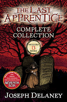 The Last Apprentice Complete Collection, Joseph Delaney