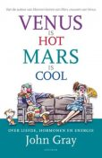 Venus is hot, Mars is cool, John Gray
