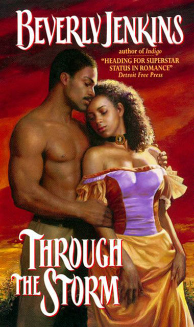 Through the Storm, Beverly Jenkins