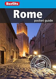 Berlitz: Rome Pocket Guide, Berlitz