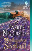 What Happens in Scotland, Jennifer McQuiston