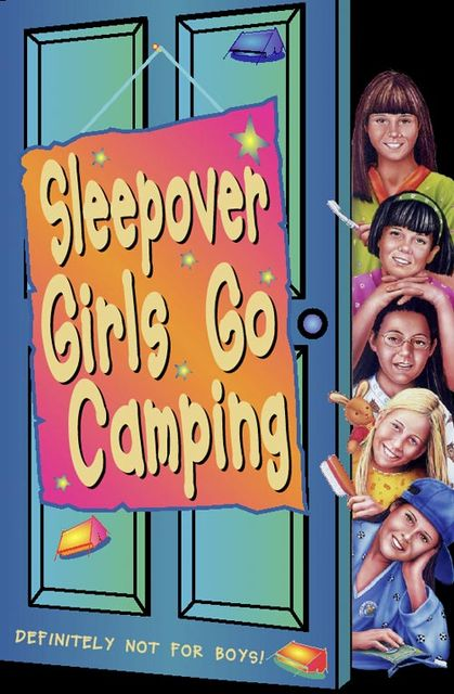Sleepover Girls Go Camping (The Sleepover Club, Book 14), Fiona Cummings